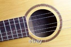 Vintage 1962 Goya G-10 Rare Classical Guitar Made In Sweden With Case