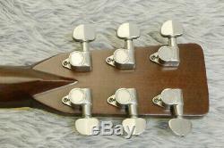 Vintage 1973 Vintage Guitare Acoustique K-600 Yairi Yw Fait En Épicéa Massif Au Japon