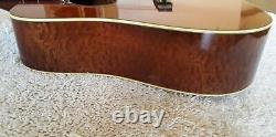 Vintage 1980 Alvarez Dy51 Yairi Guitare Acoustique Made In Japan