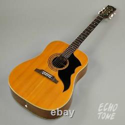 Vintage Années 1960 Eko Ranger VI Dreadnought Acoustic Guitar (made In Italy)