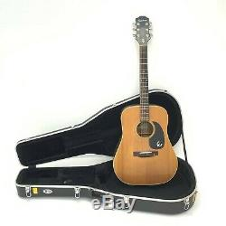 Vintage Epiphone Ft-145 Texan Guitare Acoustique Made In Japan