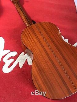 Vintage Fender Fc-20 Guitare Acoustique Classique Made In Japan