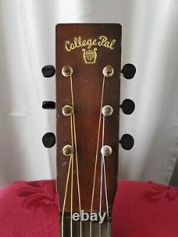 Vintage Gitarre / 1930er Jahre Regal-made Slingerland College Pal