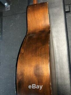 Vintage Goya G10 Guitare Classique Fabriqué En Suède