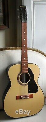 Vintage Guitar Harmony H1239 Made In USA 1975 Dernière Année De Chicago Usine De Nice