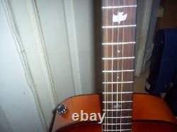 Vintage Kimbara 12 String Electro-acoustic Guitar 1970s Japonais Made