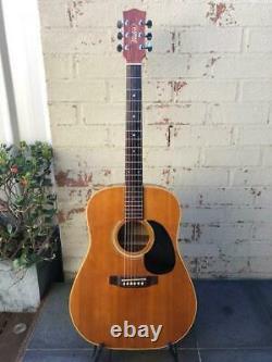 Vintage Maton Em325 6 Cordes Guitare Acoustique 1994 Fabriqué En Australie
