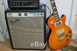 Vintage Reverb Maître Véritable Réverbération À Ressort Pédale D'effet Guitare Made In Japan
