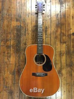 Vintage Sigma Martin Guitare Acoustique Dr-28h Made In Japan 1978-1983 Mij