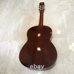 Vintage Suzuki Guitar Acoustic S Kiso String Violin Classic Guitar Japan Made