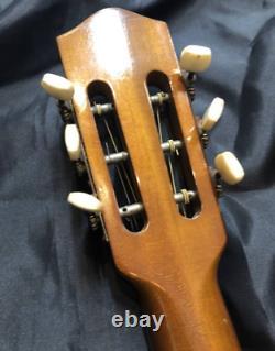 Vintage Yamaha Dynamic No. 10 Sunburst Guitare Acoustique Made In Japan