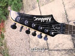 Washburn Kc -70 V Floyd Chicago Series Guitar Rose Rouge Du Trem 80 Fabriqués En Corée
