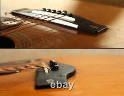 Yamaha Fg300 Red Label'nippon Gakki' Acoustic Guitar, Made In Japan