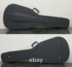 Yamaha Fg-200 Black Label Guitare Acoustique 1975 Fabriqué Au Japon Avec Étui Rigide