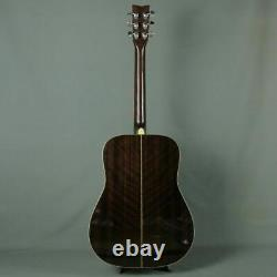 Yamaha Fg-201b Acoustic Guitar 1970s Made In Japan Body Only Used