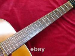 Yamaha Fg-230 12 Cordes Revernir Guitare Acoustique Made In Japan, O9822
