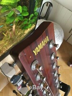 Yamaha Fg-312ii Made En 1984 Vintage 12 Cordes Guitare Acoustique