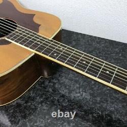 Yamaha Fg-360 Acoustic Guitar Green Label 1972 Made In Japan