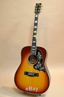 Yamaha L-7s Vintage Guitare Acoustique Des Années 1978 Fabriqué Au Japon