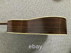 Yamaha Ll-5d Guitare Acoustique Fabriqué À Taiwan 1989