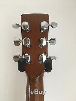(fait Par Martin) Sigma Dm5s Dm5s Guitare Acoustique (sunburst Rare) 1970