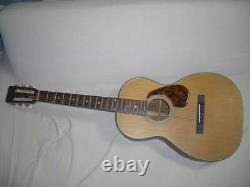 Œuvres Faites Individuellement 2008 O-16ny Martin Modèle Martinyorker Parlor Guitare